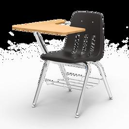 V2 9000 Series Chair Desk Tablet Arm Top