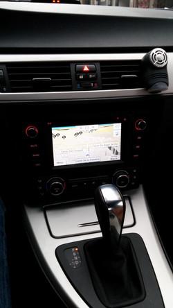 DOS DIN BMW SERIE 3 E90