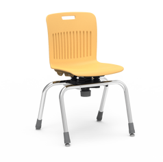 V2 Analogy Series C2M 4-Leg Chair