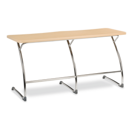 V2 Zuma Series Cantilever 2-Student Desk