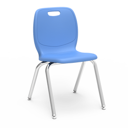 V2 N2 Series 4-Leg Stack Chair