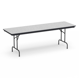 """6000 Series Rectangle Folding Table 30"""" x 96"""" Top"""