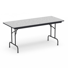 """6000 Series Rectangle Folding Table 30"""" x 72"""" Top"""