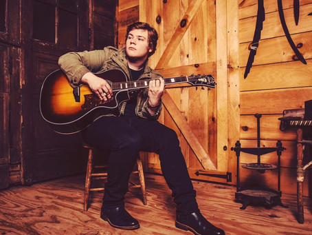 Noah Hatton is touring, writing and recording