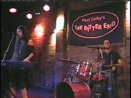 Roll Over White and BAND Inc. headed to NYC's The Bitter End