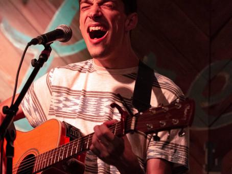 The life of full-time musician Owen Korzec