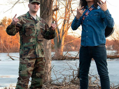 """Maximilian Wentz new single """"Soldier"""" pays tribute to Military"""