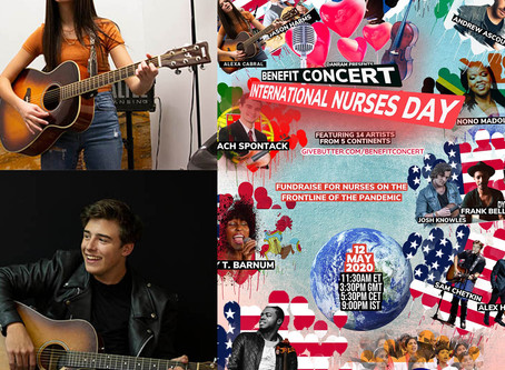 Virtual Benefit Concert for International Nurses Day