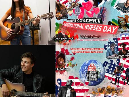 Virtual Benefit Concert for International Nurses Day