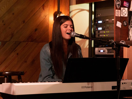 Singer-songwriter Alexa Cabral's  ready for some big moves