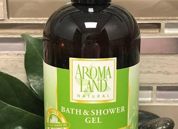 Aroma Land Bath & Shower Gel
