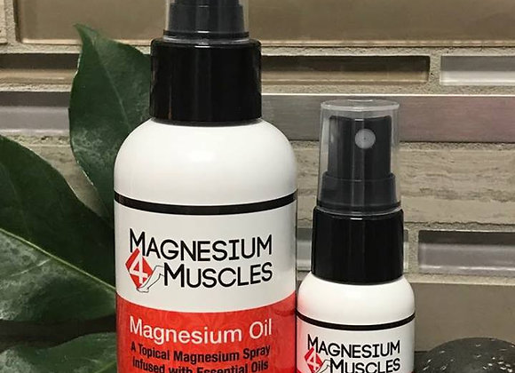 Magnesium 4 Muscles