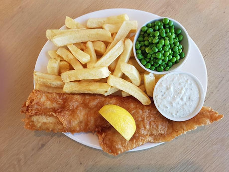 Award winning SQUIRES FISH RESTAURANT