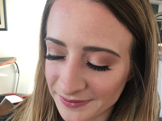 Commencement makeup for this pretty grad