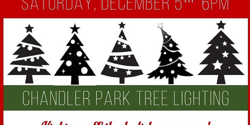 Chandler Park Tree Lighting & Fireworks Show