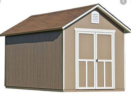 Storage Shed WANTED!