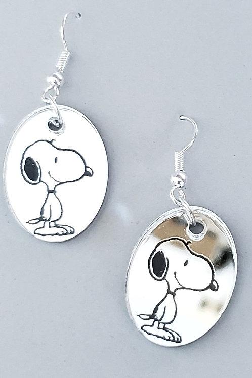 Snoopy Earrings