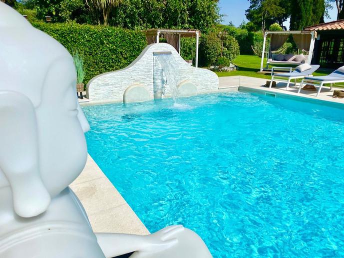 """Lounge Pool Roma """"CASSIA"""""""
