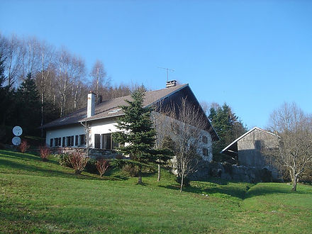 Our Vosges farm