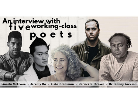 7 Questions for 5 Working Class Poets