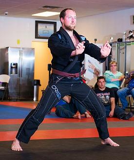 Cory Robitaille Tracy's Kenpo Karate Grande Prairie Alberta Canada Martial Arts Kids Martial Arts Kickboxing BJJ MMA