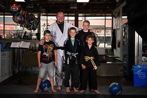 Heiho Dojo Kids Classes Martial Arts Brazilian Jiu Jitsu Laine Ingalls Locklan Otterbein Kickboxing MMA BJJ Muay Thai