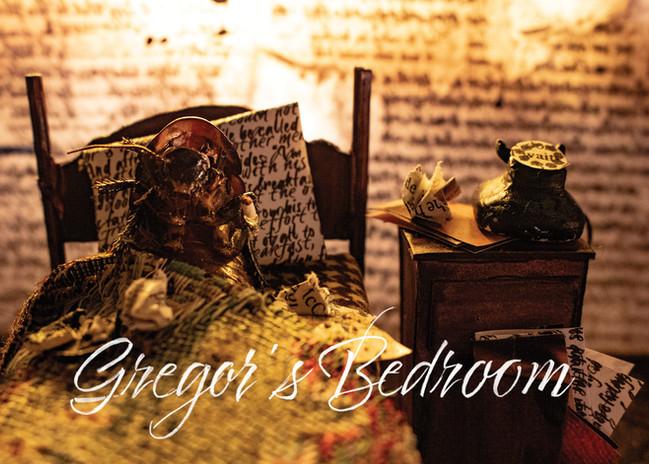 Gregor's Bedroom
