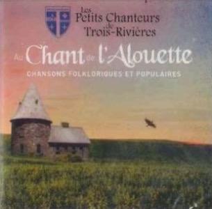 Au chant de l'alouette – chansons folkloriques et populaires