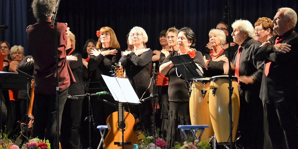 """Concert Chorale """"La Clé des Chants"""""""
