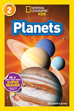 National Geographic Kids Planets