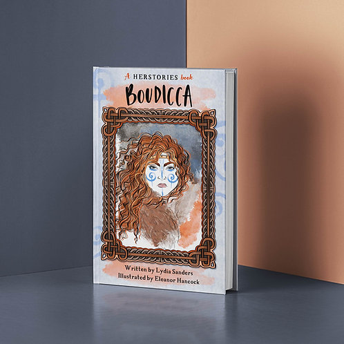 Boudicca Herstories Hard Back Book