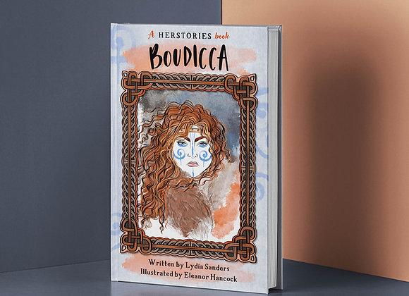 Boudicca Herstories Hardback Book