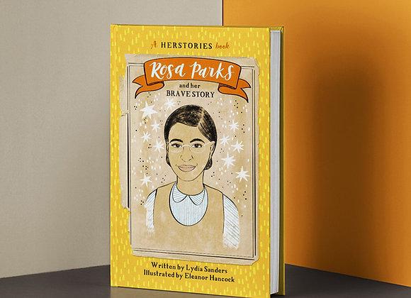 Rosa Parks Herstories Hardback Book