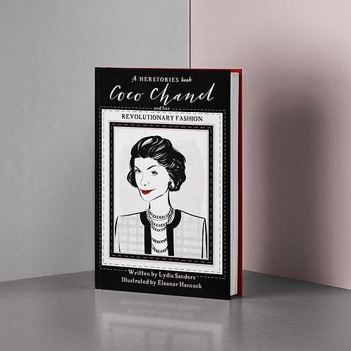 Chanel Herstories Hard Back Book