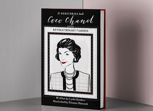 Chanel Herstories Hardback Book