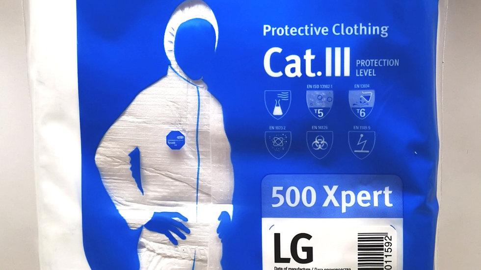 Tyvek 500 Xpert Cat.III Protective Clothing
