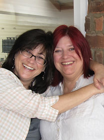 Holly Gage & Tracey Spurgin