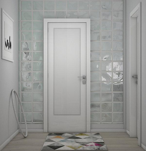Pokój dziecięcy korytarz koncepcja 2 | Architekt wnętrz Gdańsk, Gdynia, Sopot | DIZAIN RUM