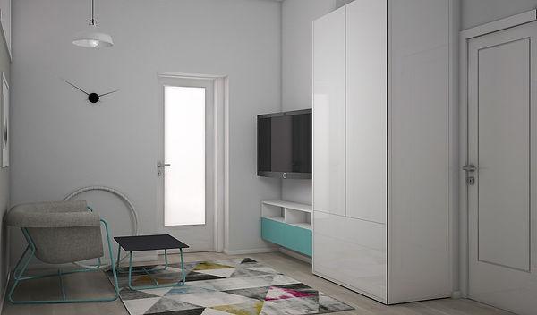 Pokój do zabawy koncepcja 1 | Architekt wnętrz Gdańsk, Gdynia, Sopot | DIZAIN RUM