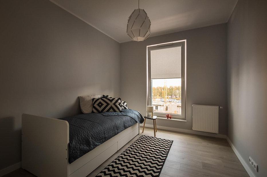 Aranżacja mieszkania na wynajem | architekt wnętrz Gdańsk