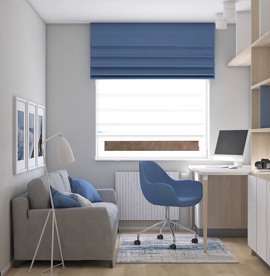 Mieszkanie Rotmanka | Architekt wnętrz Gdańsk, Gdynia, Sopot | DIZAIN RUM