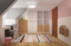 Pokój dziecięcy Gdańsk Osowa | Architekt wnętrz Gdańsk, Gdynia, Sopot | DIZAIN RUM
