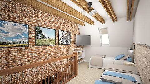 Obraz 4 - Hotel Słoneczny Dwór Krynica Morska | Architekt wnętrz Gdańsk, Gdynia, Sopot | DIZAIN RU:M
