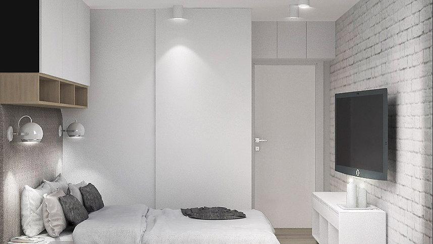 Mieszkanie w Gdańsku Osowej | Architekt wnętrz Gdańsk, Gdynia, Sopot | Dizain Rum