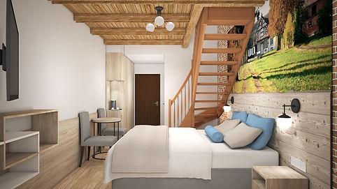 Obraz 3 - Hotel Słoneczny Dwór Krynica Morska | Architekt wnętrz Gdańsk, Gdynia, Sopot | DIZAIN RU:M