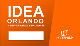 Hope & Help Syringe Service Program