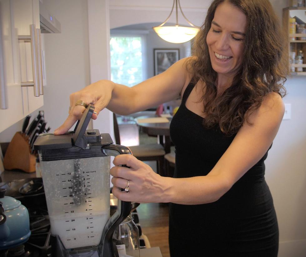 Morgan Lariah - filmmaker & zero waste advocate