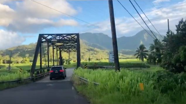 Spirit of Aloha 05 - Bridge to Hanalei