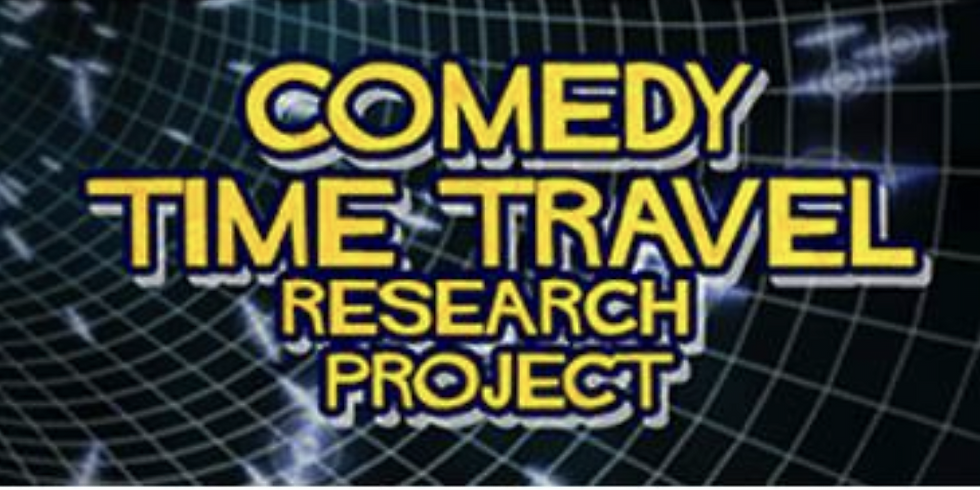 Comedy Time Travel Research Project