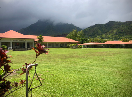 School in Hanalei